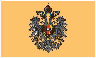Flagge Fahne Österreich-Ungarn A. 1915 90 x 150 cm - Vorschau