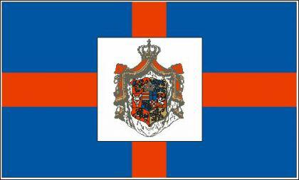 Flagge Fahne Oldenburg Dienstflagge 90 x 150 cm