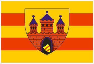 Flagge Fahne Oldenburg Stadt 90 x 150 cm