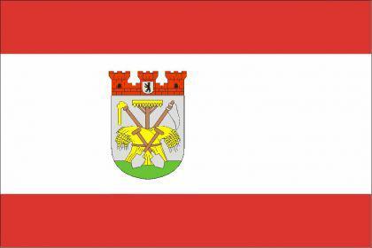 Flagge Fahne Berlin Pankow 90 x 150 cm