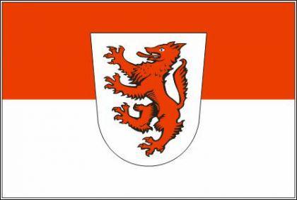 Flagge Fahne Passau 90 x 150 cm - Vorschau