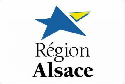Flagge Fahne Region Alsace Elsass 90 x 150 cm - Vorschau