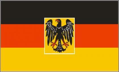 Flagge Fahne Reichspräsident Weim. R. 90 x 150 cm - Vorschau