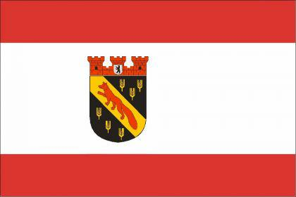 Flagge Fahne Berlin Reinickendorf 90 x 150 cm