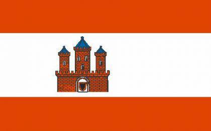 Flagge Fahne Rendsburg 90 x 150 cm - Vorschau