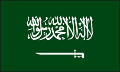 Flagge Fahne Saudi Arabien 90 x 150 cm - Vorschau