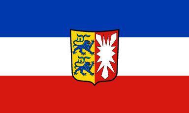 Flagge Fahne Schleswig-Holstein 90 x 150 cm