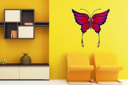 Wandtattoo Schmetterling Motiv Nr. 2