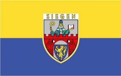 Flagge Fahne Siegen 90 x 150 cm - Vorschau