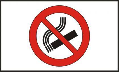 Flagge Fahne No smoking 90 x 150 cm - Vorschau