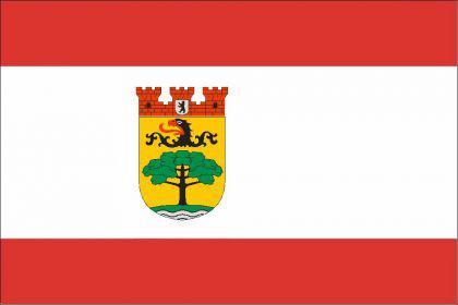 Flagge Fahne Steglitz - Zehlendorf 90 x 150 cm