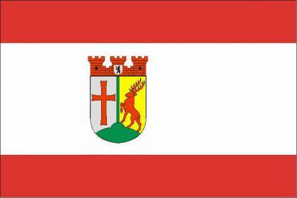 Flagge Fahne Tempelhof-Schöneberg 90 x 150 cm