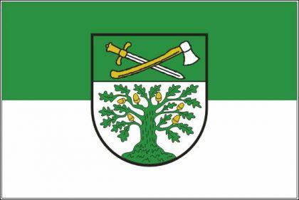 Flagge Fahne Toestedt 90 x 150 cm - Vorschau