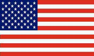 Flagge Fahne USA 90 x 150 cm