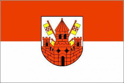 Flagge Fahne Unna 90 x 150 cm - Vorschau