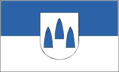 Flagge Fahne Waghäusel Ortsteil 90 x1 50 cm - Vorschau