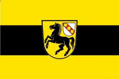 Flagge Fahne Wanne - Eickel 90 x 150 cm - Vorschau