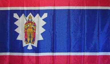 Flagge Fahne Wedel 90 x 150 cm - Vorschau