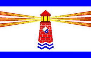 Flagge Fahne Westerland Sylt 90 x 150 cm - Vorschau