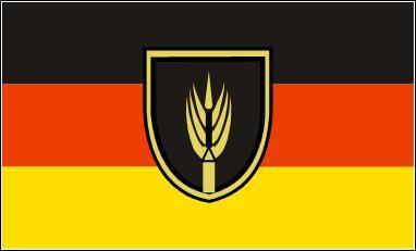 Flagge Fahne Wolgadeutsche 90 x 150 cm - Vorschau