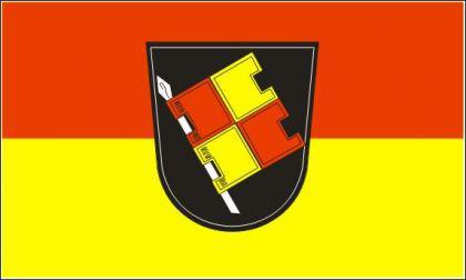 Flagge Fahne Würzburg 90 x 150 cm - Vorschau