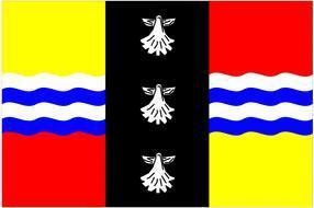 Flagge Fahne Bedfordshire 90 x 150 cm - Vorschau