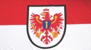 Flagge Fahne Brandenburg alt 90 x 150 cm - Vorschau