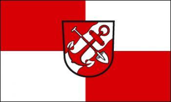Flagge Fahne Brunsbüttel 90 x 150 cm - Vorschau