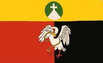 Flagge Fahne Buckinghamshire 90 x 150 cm - Vorschau