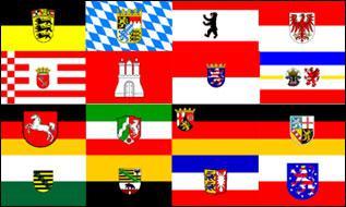 Flagge Fahne 16 Bundesländer 90 x 150 cm - Vorschau