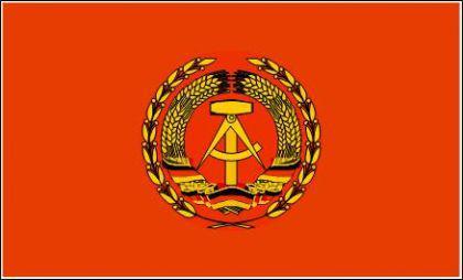 Flagge Fahne 1 Sekretär des ZK der SED 90 x 150 cm - Vorschau