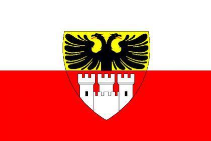 Flagge Fahne Duisburg 90 x 150 cm - Vorschau