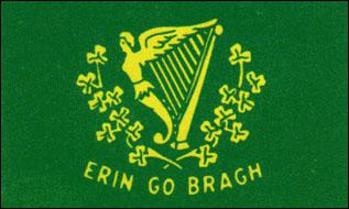 Flagge Fahne Erin go bragh 90 x 150 cm - Vorschau