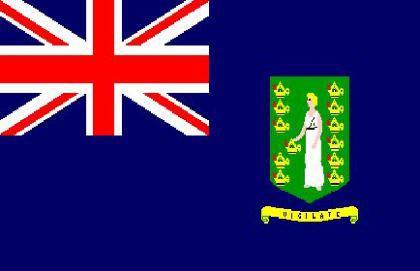 Flagge Fahne Jungferninseln GB 90 x 150 cm - Vorschau