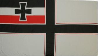 Flagge Fahne Kaiserliche Kolonial 90 x 150 cm