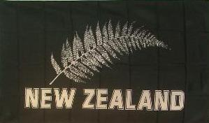 Flagge Fahne New Zealand 90 x 150 cm