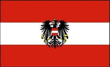 Flagge Fahne Österreich Adler 90 x 150 cm