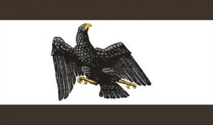 Flagge Fahne Preußen Dienstflagge 90 x 150 cm