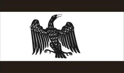 Flagge Fahne Preußen See-Dienst 90 x 150 cm