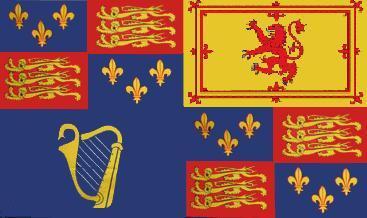 Flagge Fahne Royal Banner 1603-89 90 x 150 cm - Vorschau