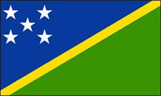 Flagge Fahne Salomon Inseln 90 x 150 cm