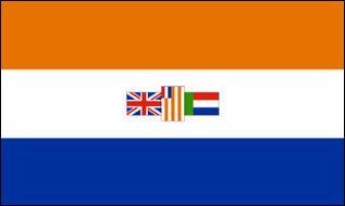 Flagge Fahne Südafrika alt 90 x 150 cm
