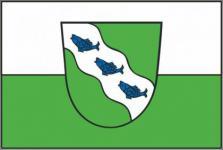 Flagge Fahne Ansbach 90 x 150 cm