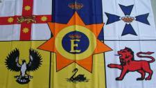 Flagge Fahne Australien Royal 90 x 150 cm