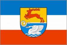 Flagge Fahne Bad Doberan 90 x 150 cm
