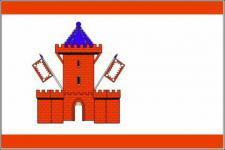 Flagge Fahne Bad Segeberg 90 x 150 cm