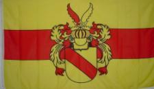 Flagge Fahne Baden Marktgraf Rudolf 90 x 150 cm