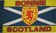 Flagge Fahne Bonnie Scotland 90 x 150 cm