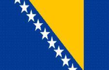 Flagge Fahne Bosnien-Herzegowina 90 x 150 cm