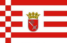 Flagge Fahne Bremen 90 x 150 cm